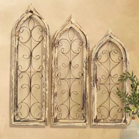 Tuscan Wall Grille | ASHLEY WARNER | Pinterest | Window wall, Window ...