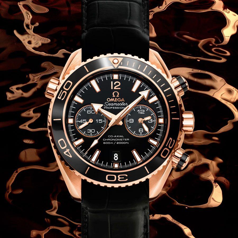 Omega Herren Armbanduhren