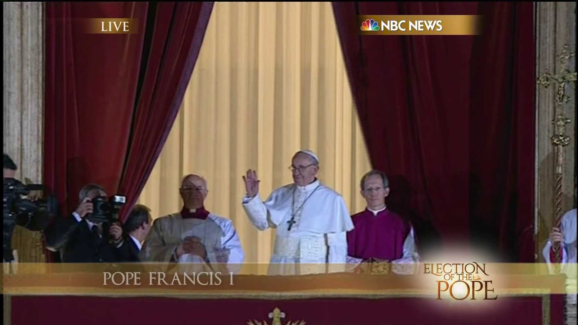 Pope Francis I, from kfor com    Travel News & Events   Pope