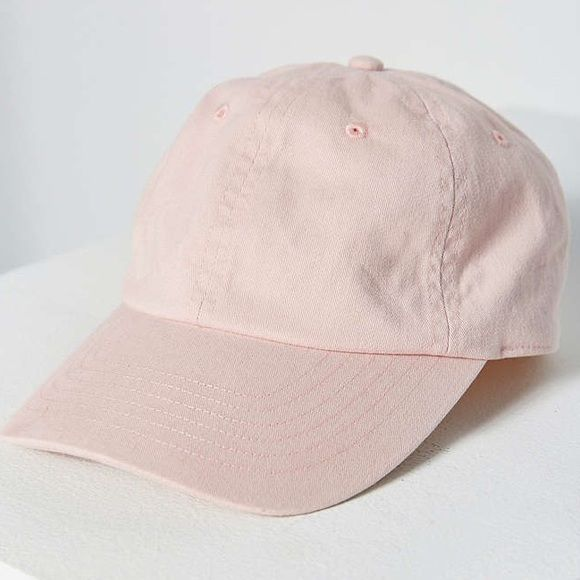 Urban Outfitters Pink Canvas Baseball Hat Baseball Hats Urban Outfitters Hats Girls Baseball Hats