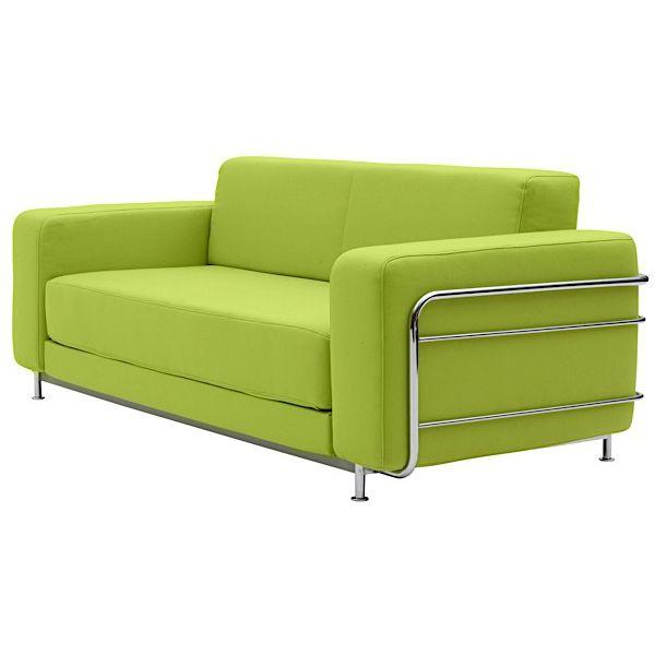 SILVER Un Sofá Cama Para 2, Diseñado Para Espacios Pequeños, Al Más Puro  Estilo Cómodo, Intemporal Escandinava, Por Softline