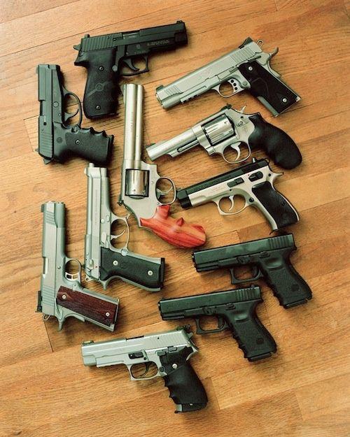 Guns guns