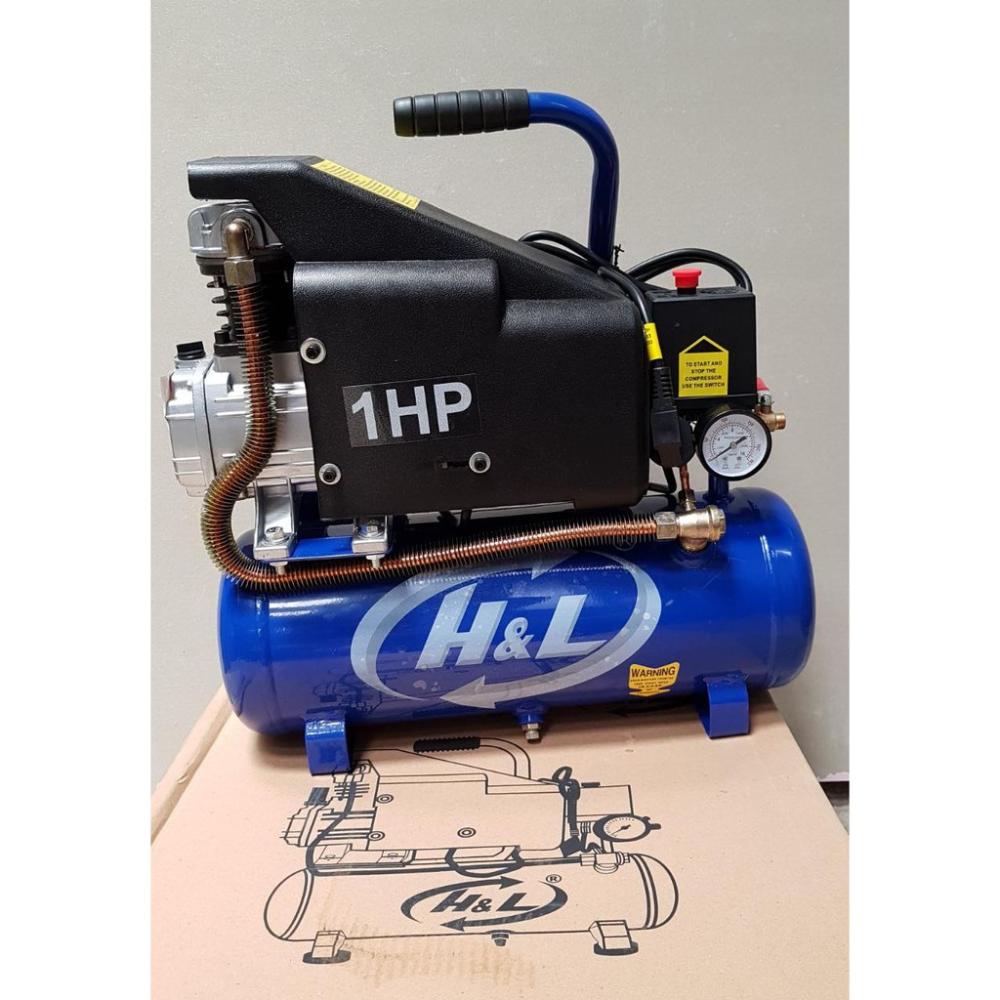 PROMO HnL Kompresor Angin Listrik air Compressor 1 HP skls