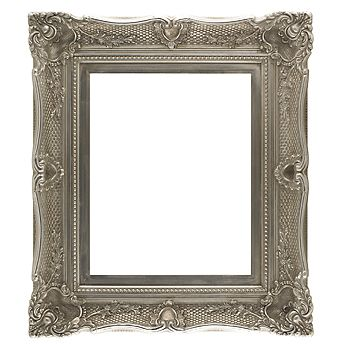 140mm Silver Decorative Swept Frame - Trade prices,Next Day Delivery,Bulk Discount