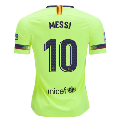 42579126d Barcelona 18/19 Away Men Soccer Jersey Personalized Name and Number -  zorrojersey