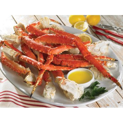 And on REALLY special occasions, little compares to a plate full of Alaskan King Crab Legs, a ...