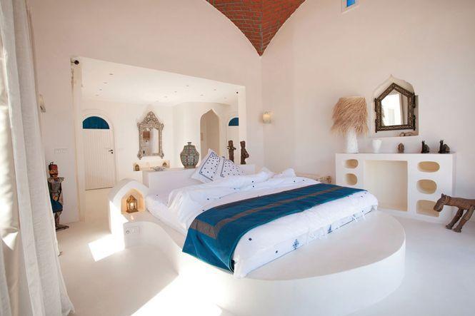 La Maison Blanche A Zarzis By Rock The Kasbah Maison Deco Maison Ambiance Salon