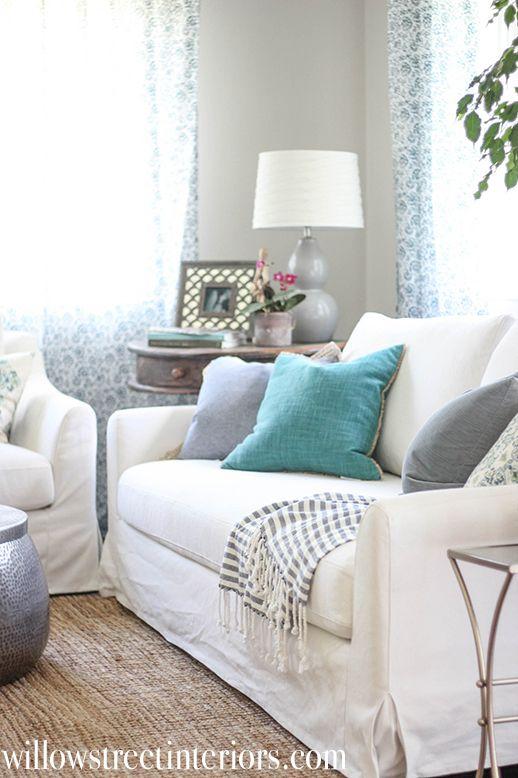 Exceptionnel Ikea Farlov Slipcovered Sofa Review