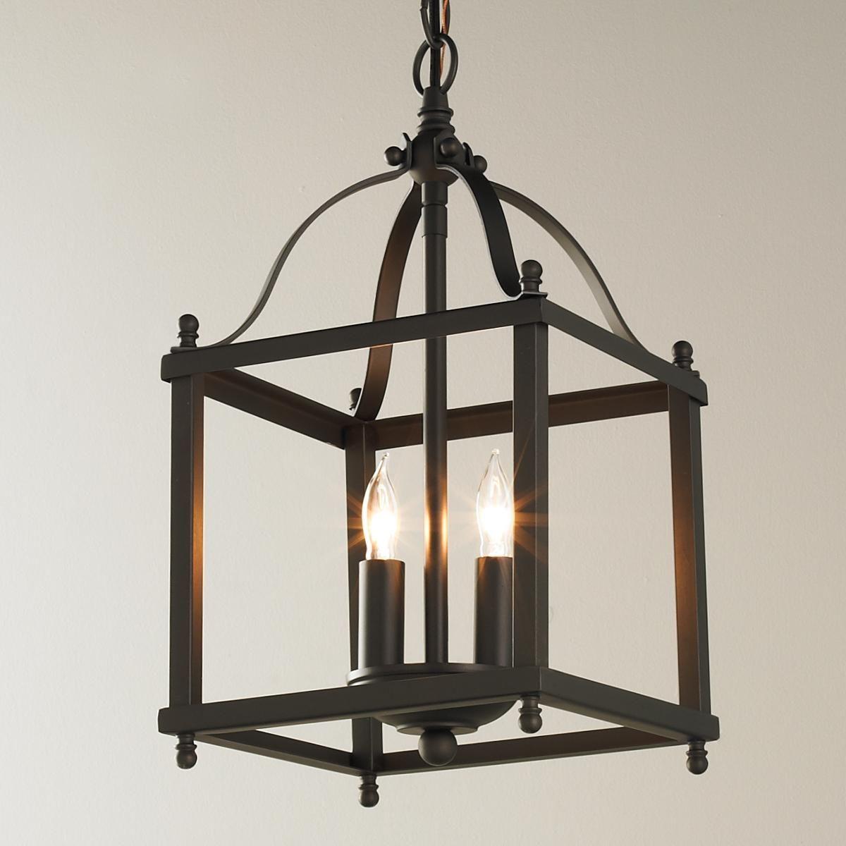 Arched Silhouette Pendant Light Lantern pendant lighting