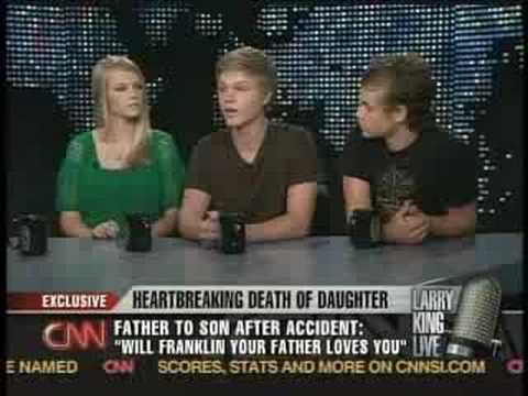 Part 3 steven curtis chapman on larry king interviews steven curtis chapman on larry king part 3 speaking about the death of his daughter maria sue chapman stopboris Gallery
