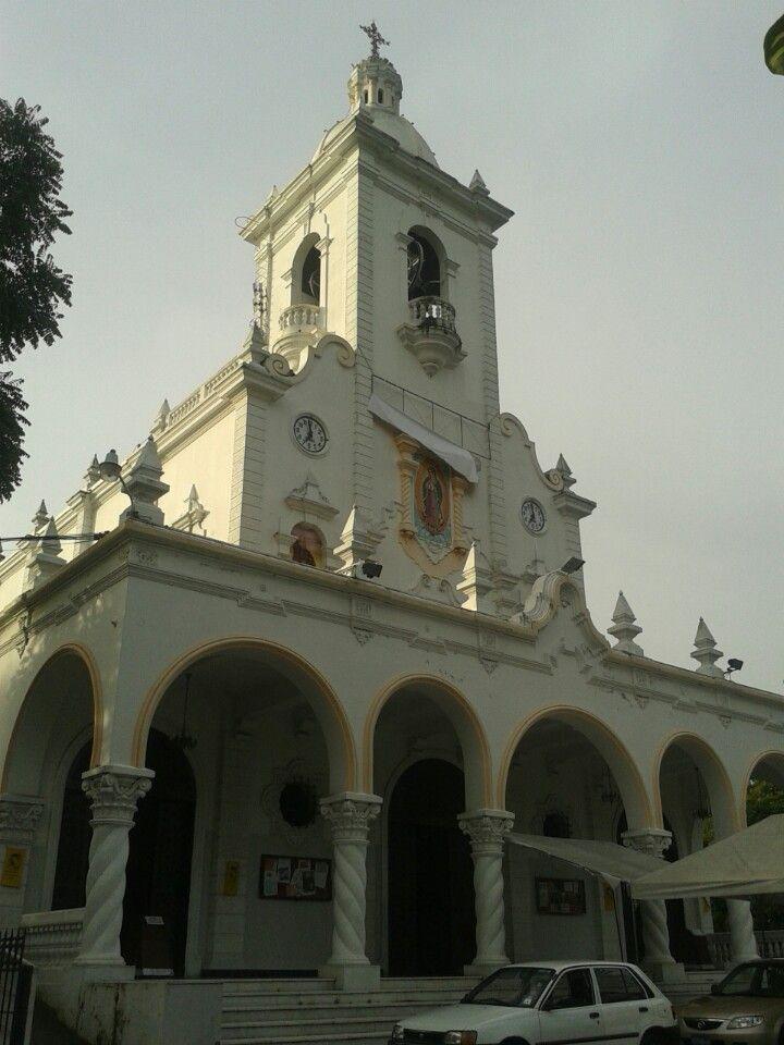 Basilica Nuestra Señora de Guadalupe Iglesia  Santa Tecla , La Libertad     Antiguo Cuscatlan