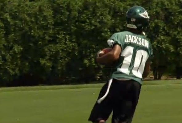 """Philadelphia Eagles wide receiver DeSean Jackson told the NFL Network that everyone would love to know right now who their starting quarterback is going to be. """"The team wants to know too,"""" Jackson said, per the AP. """"We need to go into training camp prepared and know who is ..."""