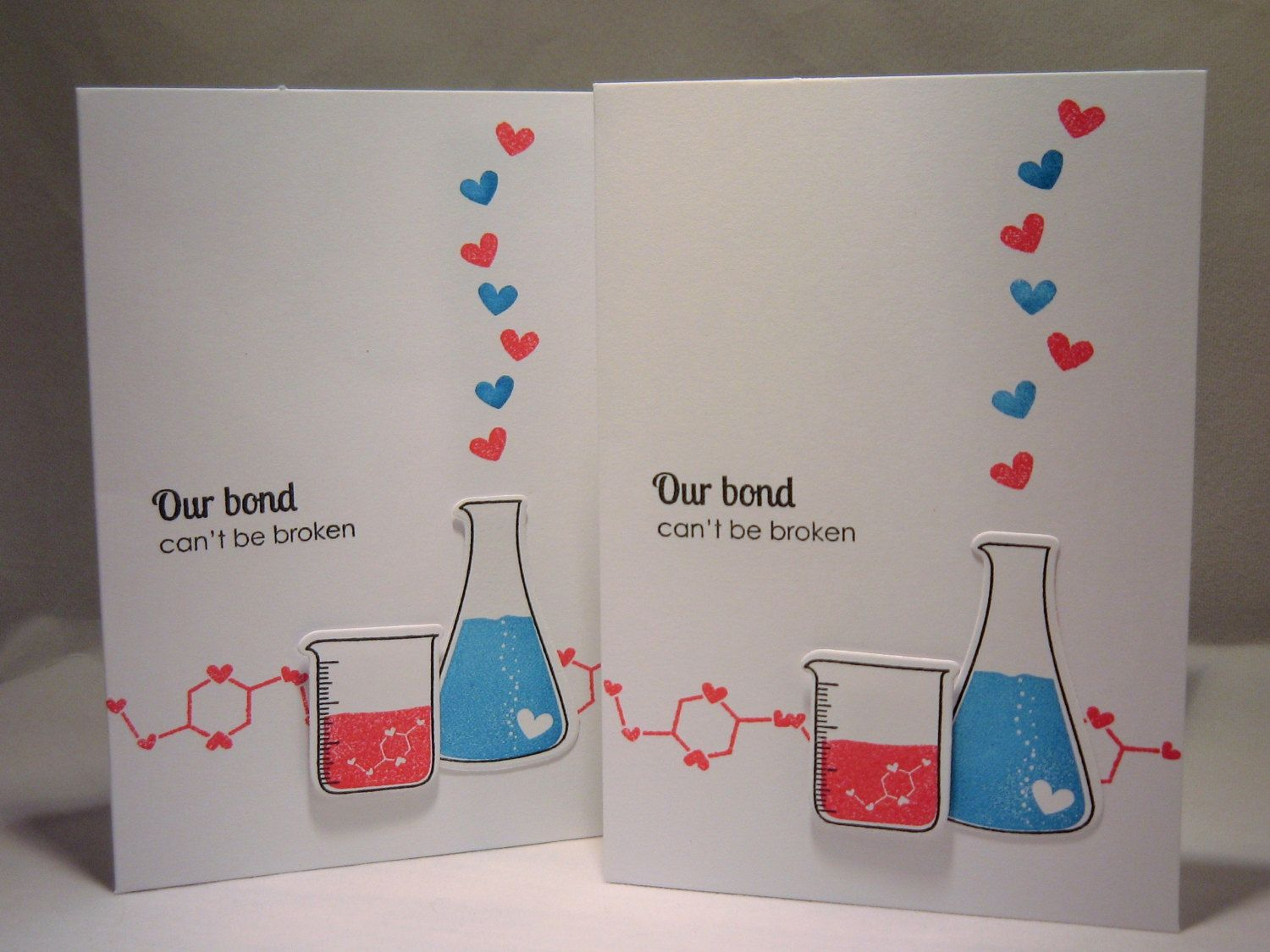 Anniversary card for him geeky i love you card geek card