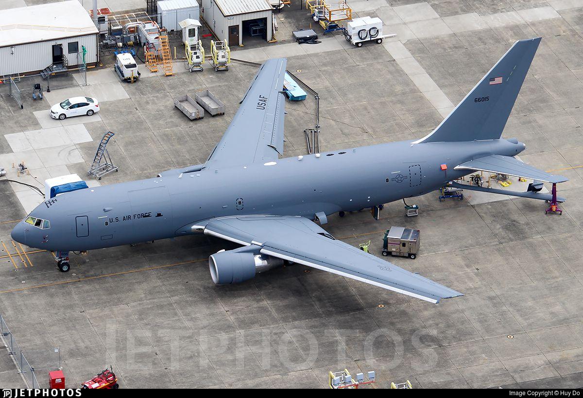 Airline United States Air Force (USAF) Registration 16