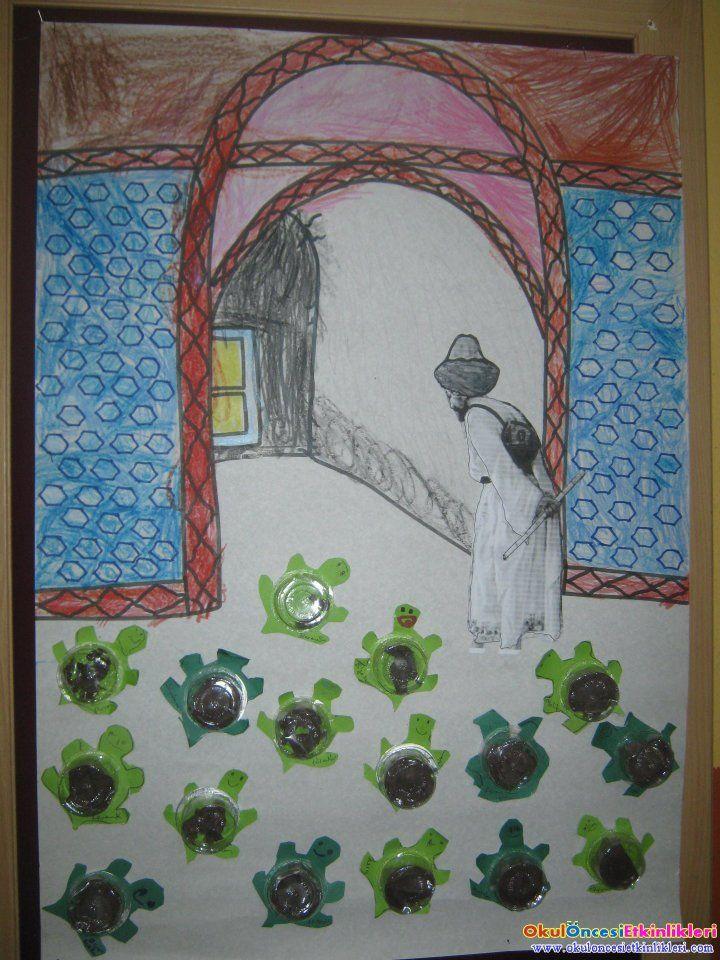 Kaplumbaga Terbiyecisi Sanat Sanat Etkinlikleri Ve Sanat