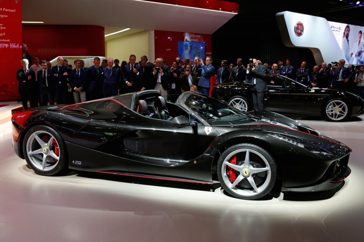 RANKED: The 8 hottest, high-speed cars shown off at the Paris Motor ...