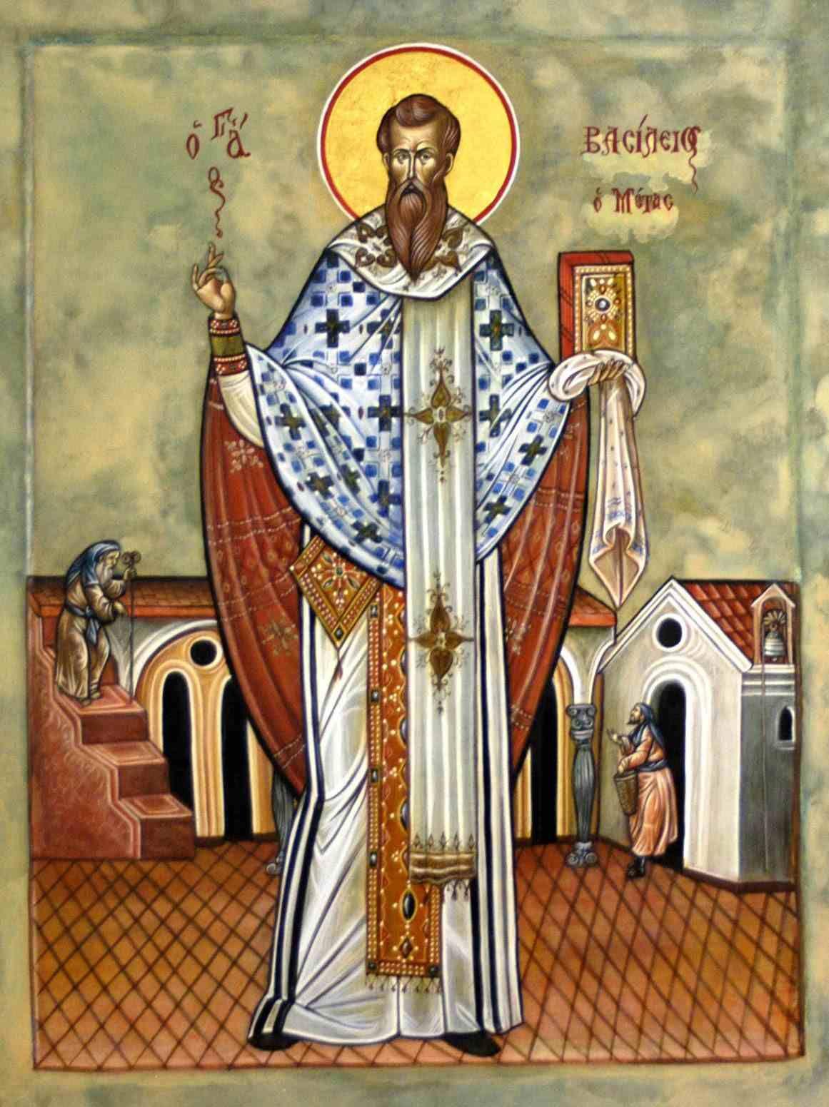 Resultado de imagen de san basilio magno