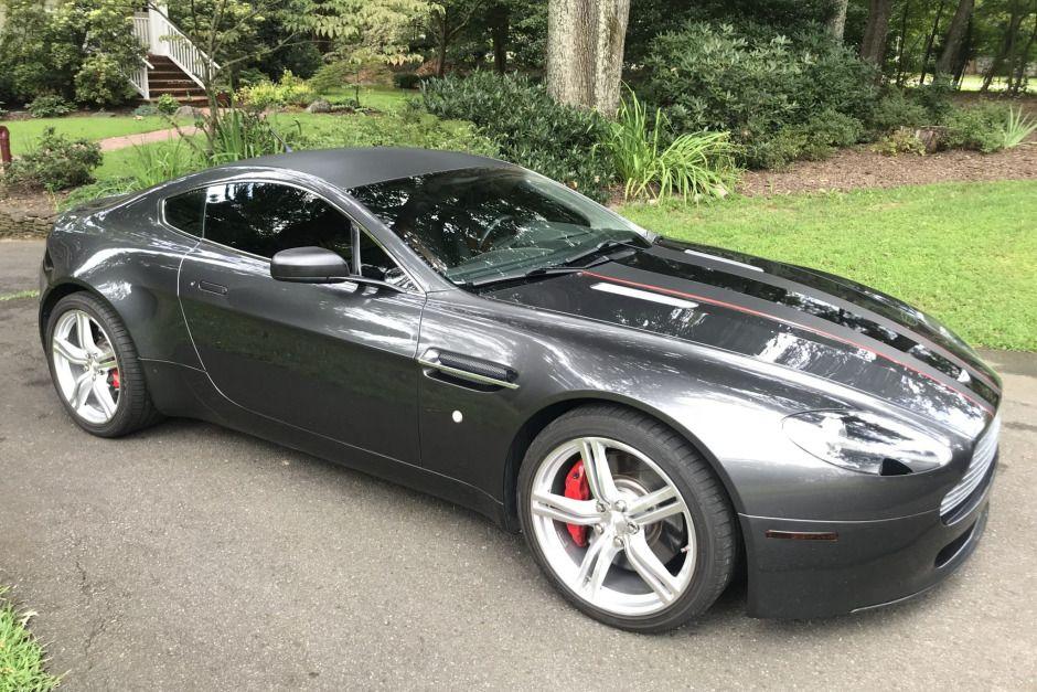2007 Aston Martin V8 Vantage Aston Martin V8 Aston Martin Aston