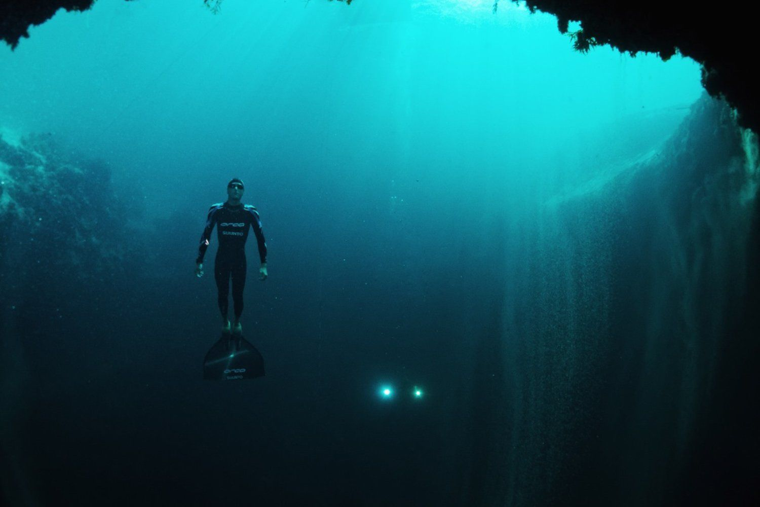 Infographic: The Anatomy Of A Freedive
