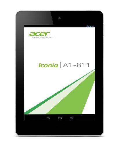 Acer Iconia A1 811 Tablet 1 2 Ghz Mediatek Mt8389w 1 Gb Ddr3 Sdram 16 Gb Color Black White B00d42eca0 Http Www Comprartabletas Tableta Cargador
