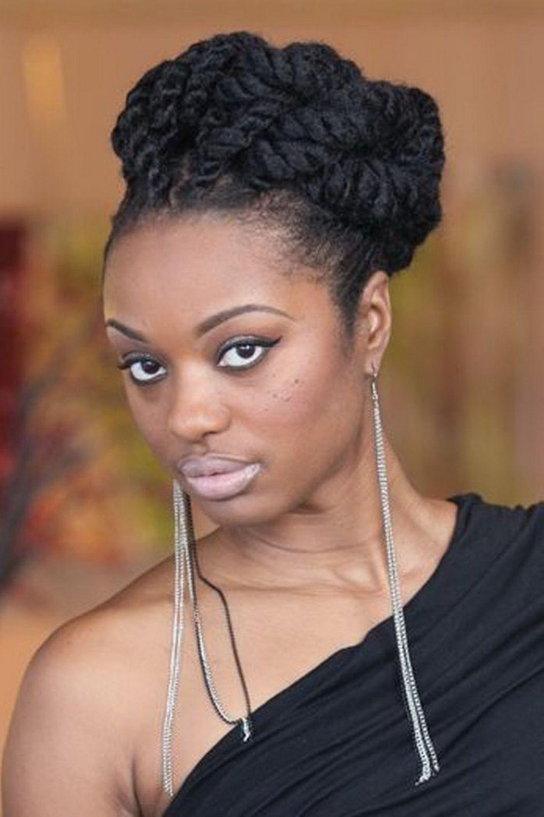 nice black african american braided hairstyles   adoeia