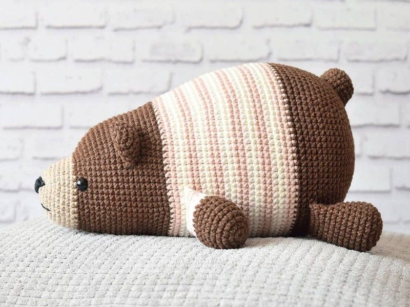 How to Crochet Adorable Bears