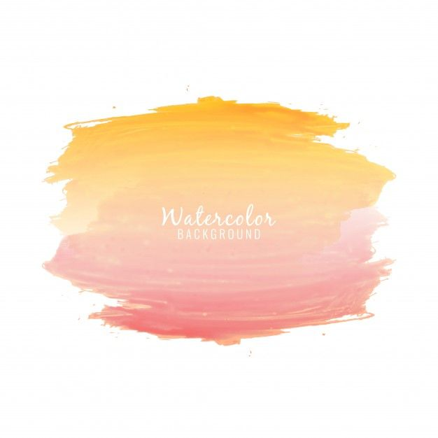 Download Abstract Colorful Watercolor Splash Background For Free