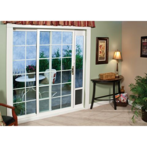 Petsafe Freedom Patio Panel Pet Door Large Tractor Supply Co Dog For Sliding Doors