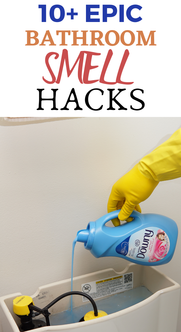 23 Amazing And Easy Bathroom Smell Hacks And Tricks - Country Diaries