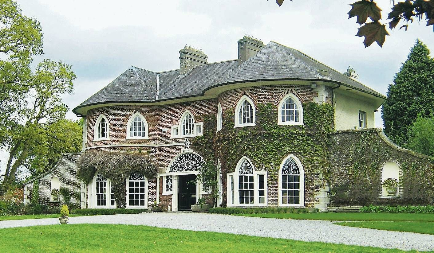 Georgian mansion ireland beautiful homes pinterest for Georgian house plans ireland