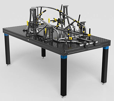 Yesmechinery Yes Machinery Siegmund Welding Tables And