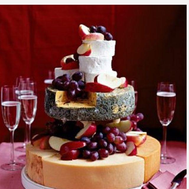 Marks And Spencer Cheese Wedding Cake Mmmmmmmmmm Cheese