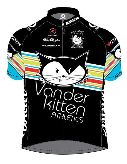 Vanderkitten Cycling Jersey for Men!