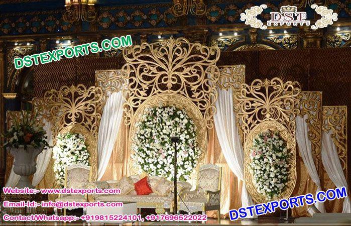Spectacular Wedding Backdrop Panels Norway Dstexports Uk Greece