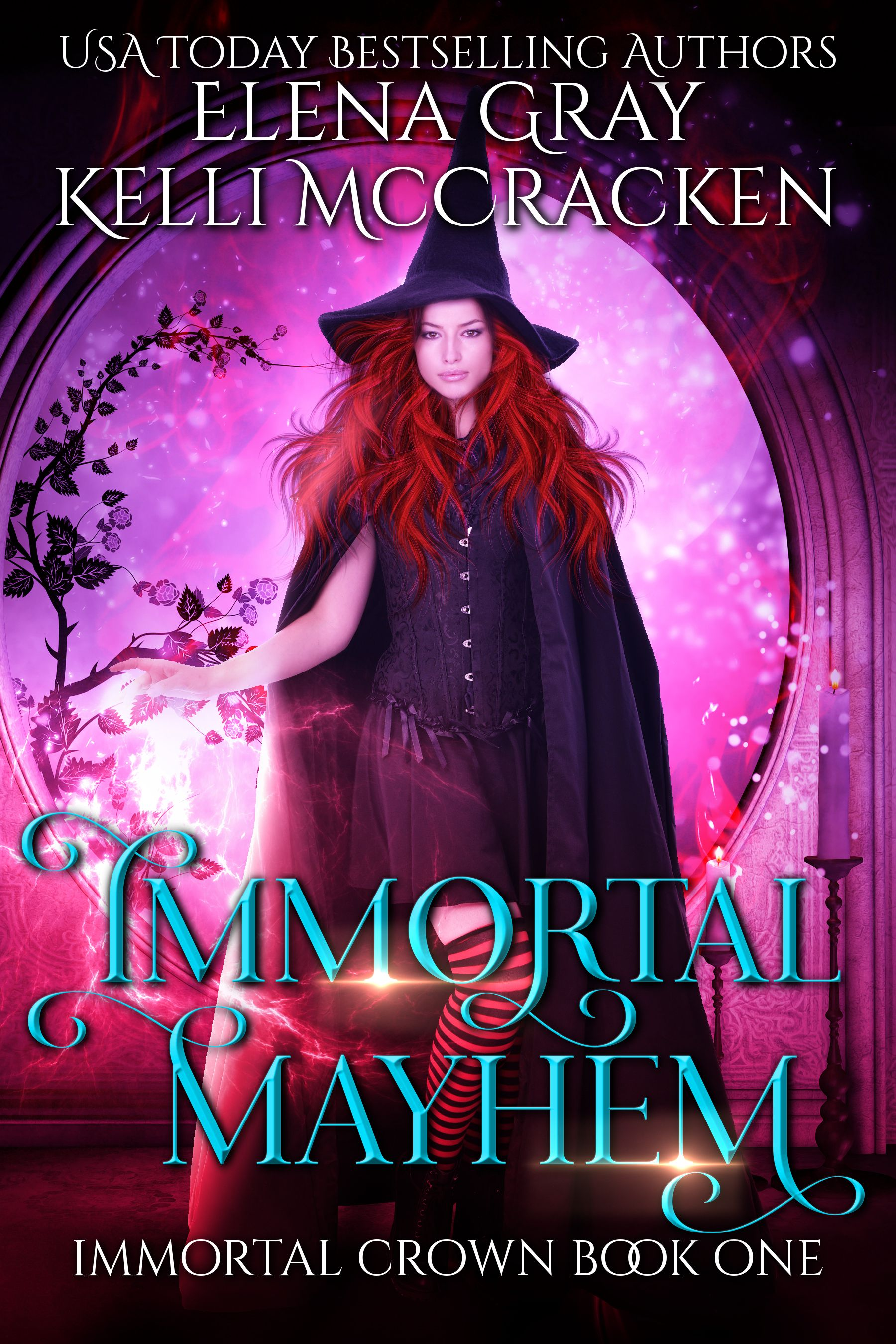 Check out this paranormal romance free with kindle