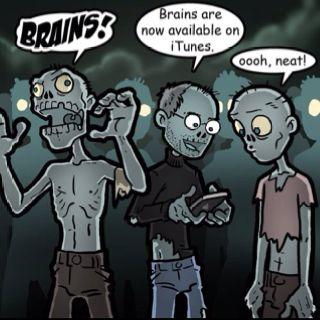 Apple Zombies