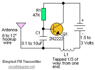 Brilliant Mini Fm Transmitter Schematic Design Electronic In 2019 Wiring Digital Resources Funapmognl