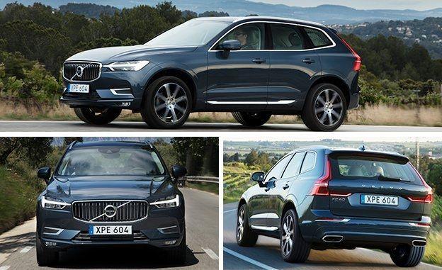 2018 Volvo Xc60 First Drive The Xc90 S Mini Me Volvo Xc60 Volvo Car And Driver
