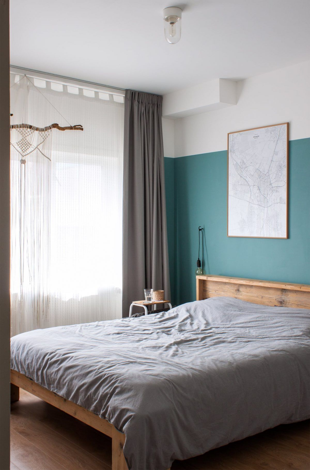 Enhance Your Bedroom With The Ideal Paint Color Plan And