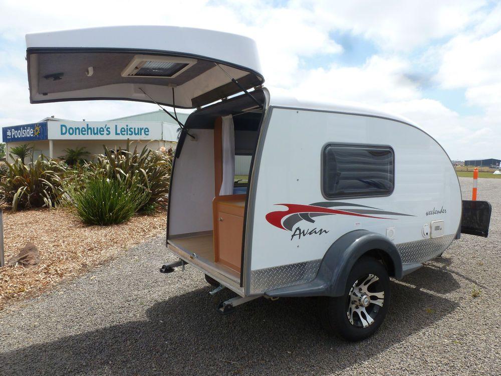 Avan Weekender Camper Trailer Donehues Leisure Mt Gambier
