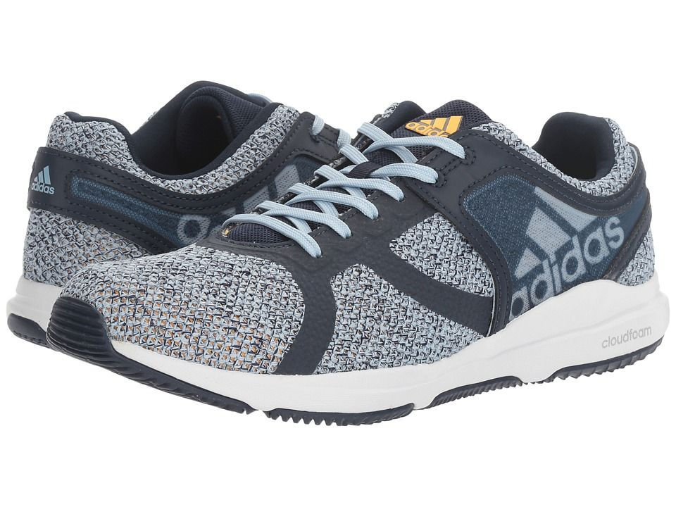adidas crazytrain cloudfoam women's cross trainers