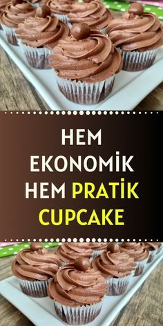 Photo of Hem Ekonomik Hem Pratik Cupcake Tarifi – Gurme Tarif