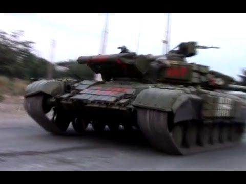 Луганск.Армия ЛНР Бой на Вергунке