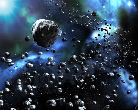 Pengertian Klasifikasi Dan Jenis Astroid Beserta Ciri Cirinya Secara Lengkap Asteroid Belt Space Photography Milky Way Galaxy