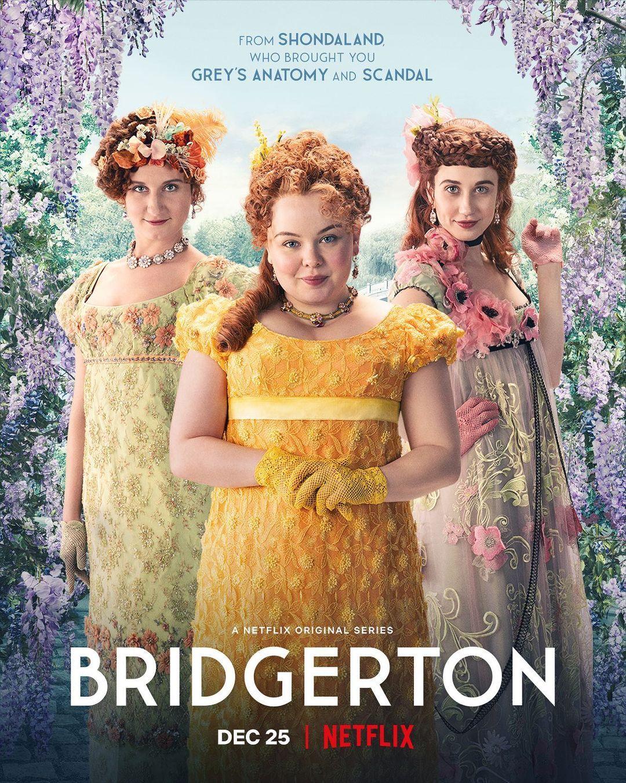 Bridgerton (@bridgertonnetflix) posted on Instagra