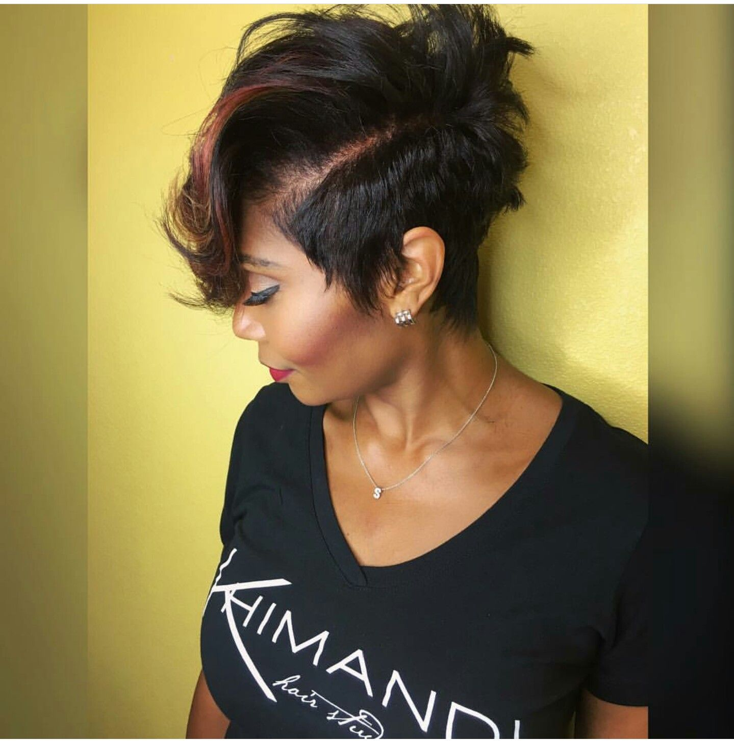 Pin by tiffany chambers on hott hair pinterest hair style