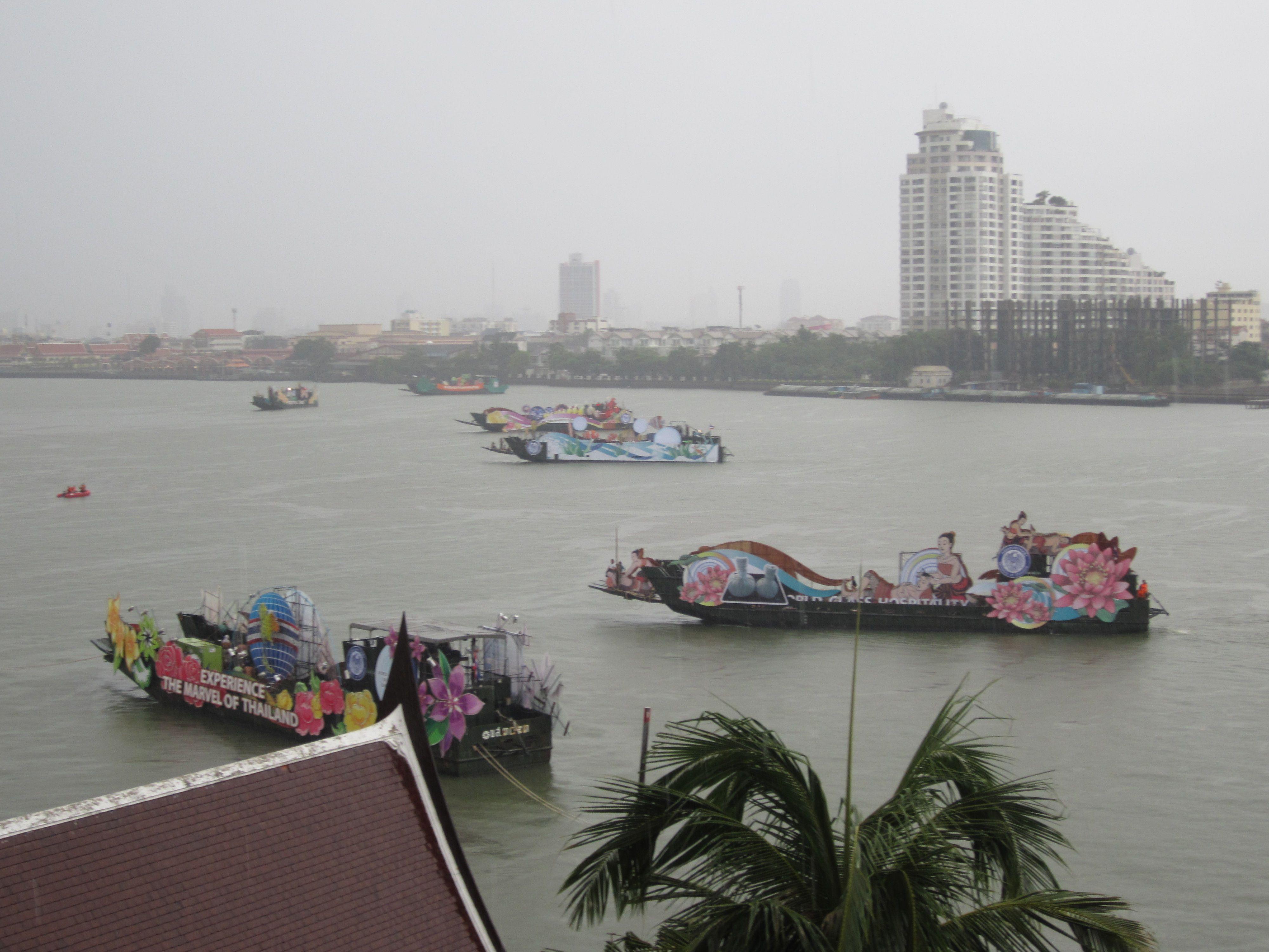Bangkok, Thailand.  Been there.