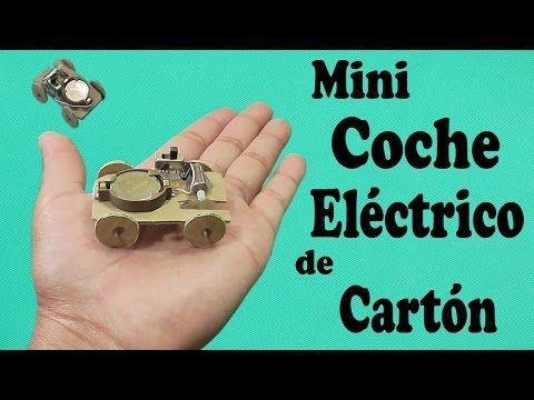 C mo hacer un mini coche super veloz muy f cil de hacer - Mini generador electrico ...