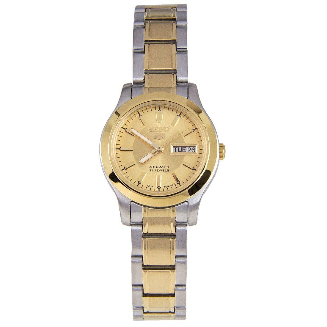 Seiko 5 Sports Ladies Automatic Watch Symd92k1 Symd92k Symd92 Womens Watches Seiko Automatic Watch
