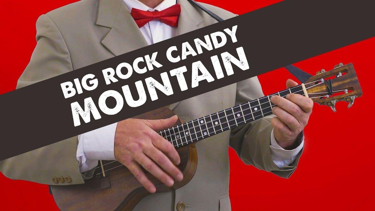 Beginner ukulele big rock candy montain uketorial
